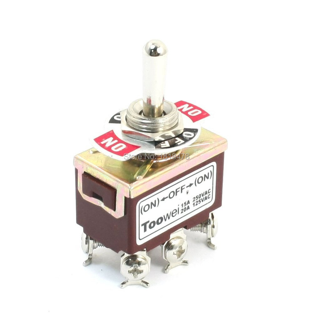 Quick Time Performance SWITCH2 Dual Toggle Switch Dual PositionMomentary Switch