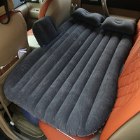 2018 Top Selling Car Back Seat Cover Car Air Mattress Travel Bed Inflatable Mattress Air Bed