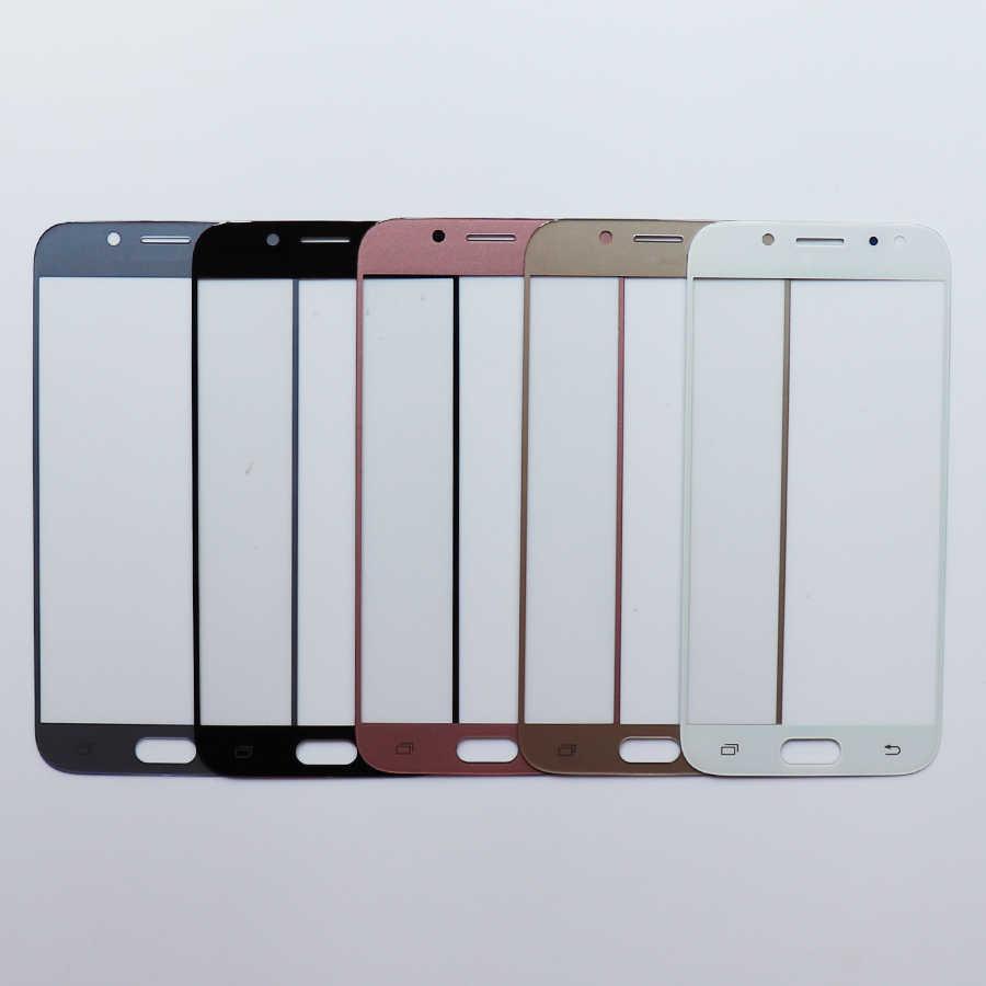 Nouveau écran tactile de remplacement pour Samsung Galaxy J5/J7 2017 Version J5/J7 Pro J530/J730 J530F/J730F LCD lentille extérieure en verre avant