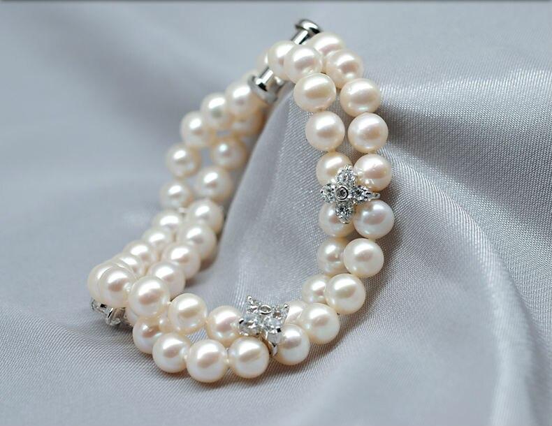 freshwater pearl bracelet 66