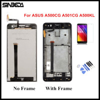 Sinbeda For ASUS Zenfone 5 A500CG A501CG A500KL T00J T00F T00P LCD Screen Display Touch Screen