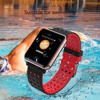 Amazfit Bip Smart Watch Bluetooth GPS Sport Heart Rate Monitor IP68 Waterproof Call Reminder MiFit APP Alarm Vibration
