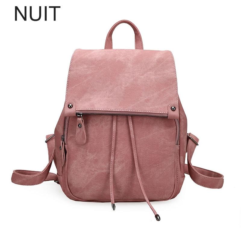 Women Backpack Drawstring PU Leather Bagpack Large Capacity Female Rucksack Shoulder Bag Mochila Laptop School Bag Bolsas стоимость