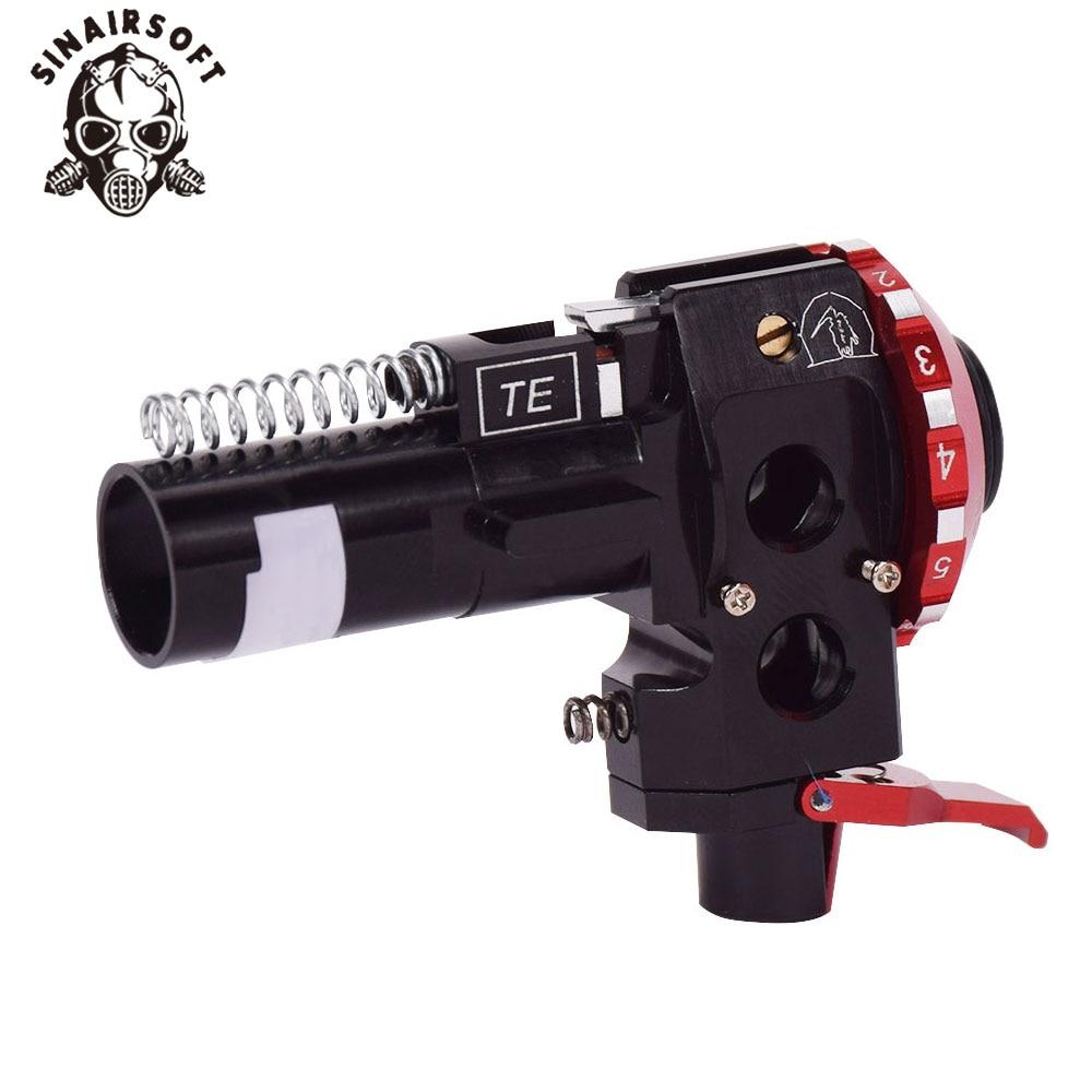 Image 5 - Горячая Распродажа! высокоточная тактическая камера AEG PRO CNC из алюминия красного цвета для M4 M16, аксессуары для страйкбола, охоты, бесплатная доставка-in Пейнтбольные аксессуары from Спорт и развлечения on AliExpress - 11.11_Double 11_Singles' Day