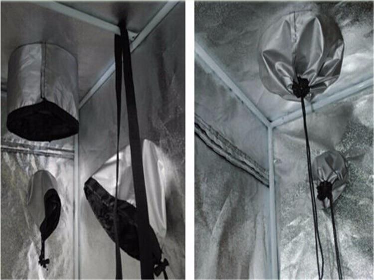 Парниковых расти палатки растут окно 80* 80* 180 см номера- токсичных 600* 300D с алюминиевой тип металла