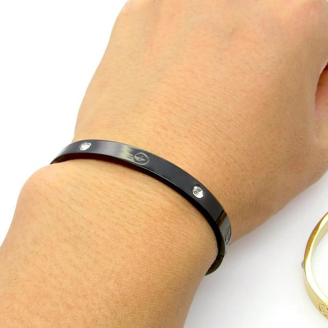 Купить новый дизайн циркон и крест гайка ногтей браслеты для женщин картинки