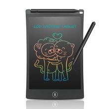 NEWYES 8,5 «цветной ЖК-дисплей написание планшета цифровой планшет для рисования почерк колодки электронные Планшет ультра-тонкая панель