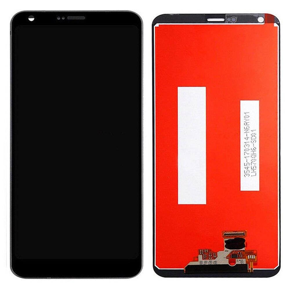 Per LG G6 H870 H870DS H872 LS993 VS998 US997 Pannello Dello Schermo di Visualizzazione del Monitor A CRISTALLI LIQUIDI + Touch Screen Digitizer Montaggio del SensorePer LG G6 H870 H870DS H872 LS993 VS998 US997 Pannello Dello Schermo di Visualizzazione del Monitor A CRISTALLI LIQUIDI + Touch Screen Digitizer Montaggio del Sensore