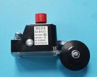 FREIES VERSCHIFFEN 100% NEUE S3-B1370/S3-A1371 begrenzen schalter aufzug begrenzen schalter geschwindigkeit begrenzung schalter zubehör sensor