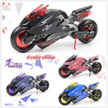 PA Pretty Armor model Frame Arms Girl Assemble Motorcycle for 6 inch Action figure NP003*