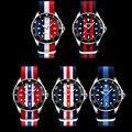 Men Casual Quartz watch Top Brand Luxury Classic Nylon Strap Men's Wristwatch Japan relogio masculino relojes hombre Skmei