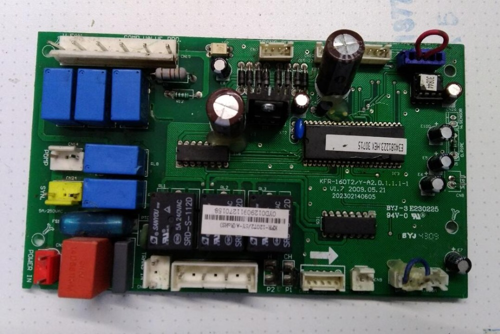 KFR-120T2/SY-A1 KFR-160T2/SY-A2  Working Tested