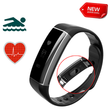 Teamyo SmartBand C6 здоровья фитнес-трекер спортивный браслет монитор сердечного ритма Водонепроницаемый браслет для IOS Android SmartBand