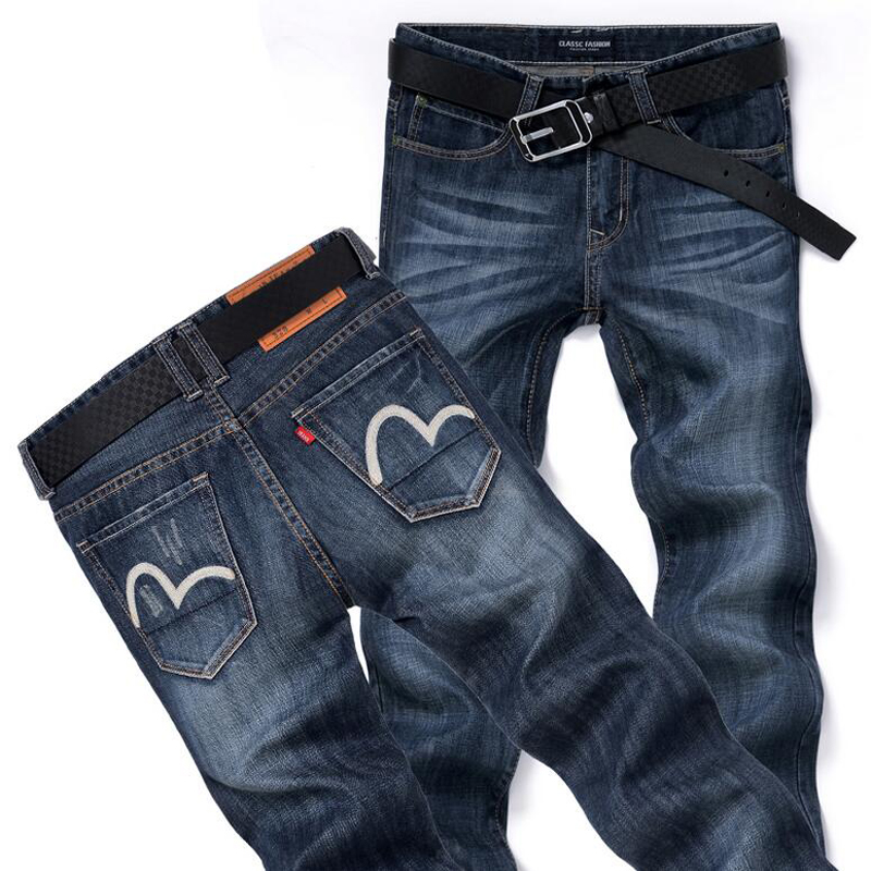 You can easily sport these slim jeans with a dress shirt and your nice shoes. Great for a day of work or a night on the town, they'll highlight your hard work at the gym without being overly tight.