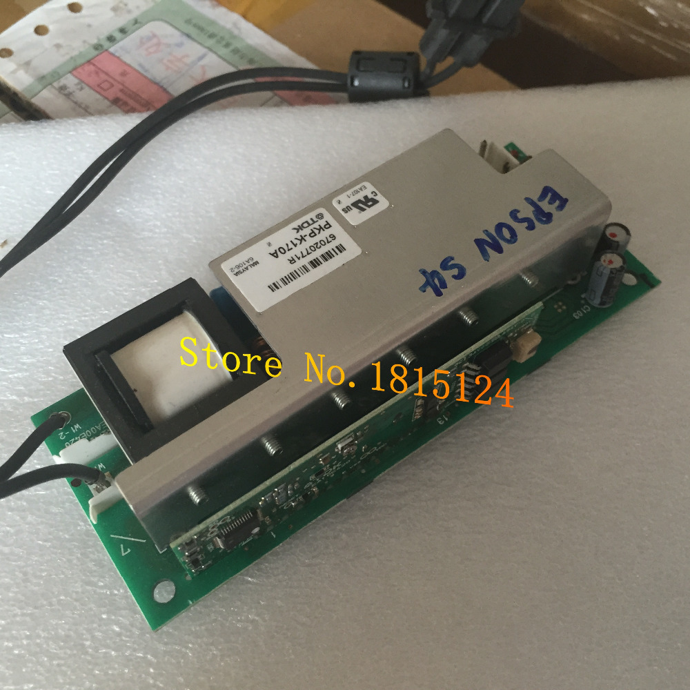NEW Original PKP-K170A ballast board for Epson projectors(Appearance is same, can be used directly) new original h310blm white label ballast board for epson series projectors