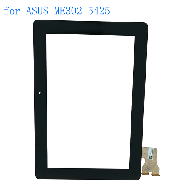 ALANGDUO для ASUS MeMO Pad FHD 10 ME302 ME302C K005 ME302KL K00A 5425 5425N FPC-1 Сенсорного Экрана Digitizer Передняя Панель замена