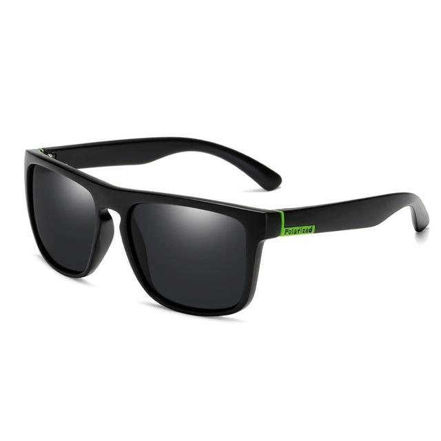 Classic Men Polarized Sunglasses Brand Designer Driving Sun Glasses For Men Retro Square Glasses UV400 Shades Eyewear 6