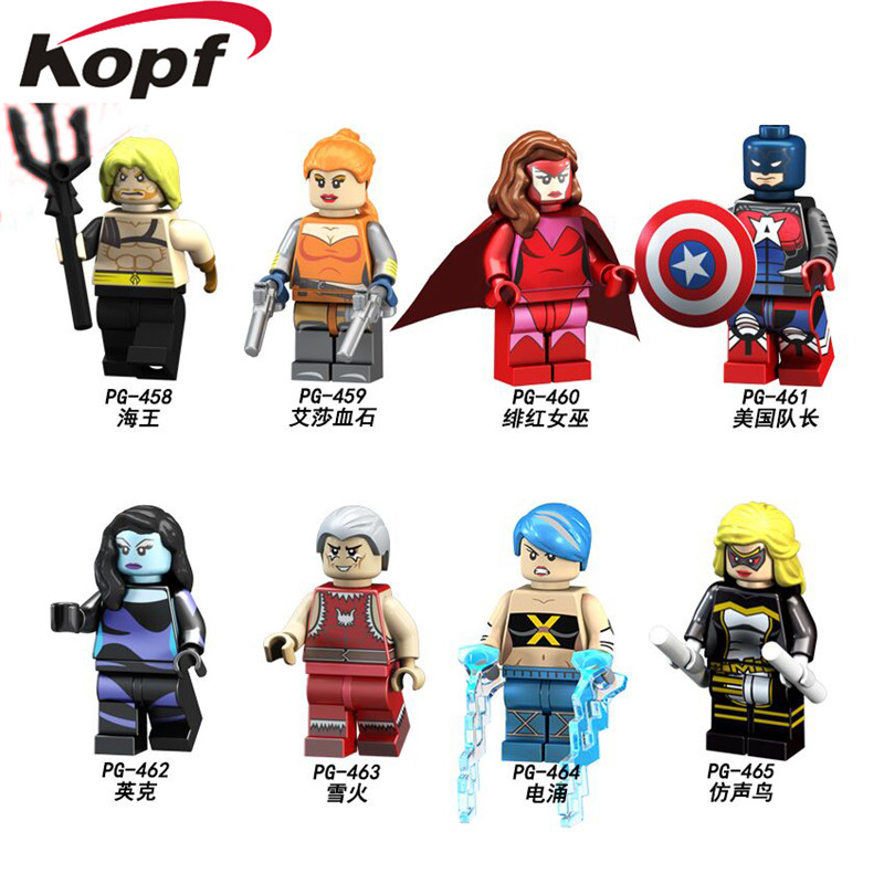 Blocks Fast Deliver 1pcs Model Building Blocks Action Figure Starwars Superheroes Rebel Trooper Hobby Learning Mini Dolls Diy Toys For Children Gift