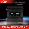 Frecuencia Global! pantalla LCD! Tri-banda 900/1800/2100 mhz velocidad 2g/3g 4g Smart mobile amplificador de señal del repetidor del amplificador