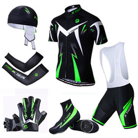 X Tiger Summer Big Cycling Set 2017 MTB Bike Clothing Racing Bicycle Clothes Maillot Ropa Ciclismo