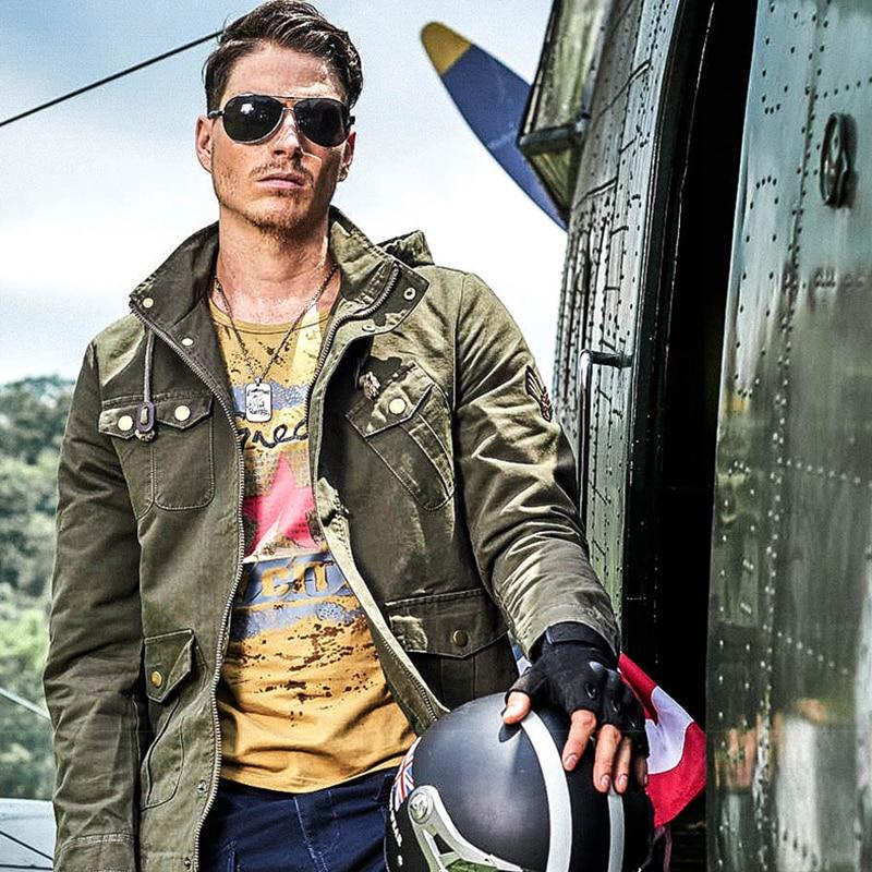 LetsKeep New Jersey xhaketë bombe ushtarake burra taktike ushtarake - Veshje për meshkuj - Foto 2