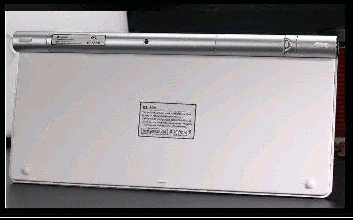 Ռուսերեն Անգլերեն 2.4G ծայրահեղ բարակ - Համակարգչային արտաքին սարքեր - Լուսանկար 3