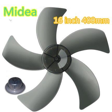 Big wind 16 inch 400mm plastic fan blade for all kinds of brand 16-inch fan вентилятор для корпуса deepcool wind blade 80 wind blade 80