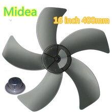 Big wind 16 inch 400mm plastic fan blade for all kinds of brand 16-inch fan  цена и фото