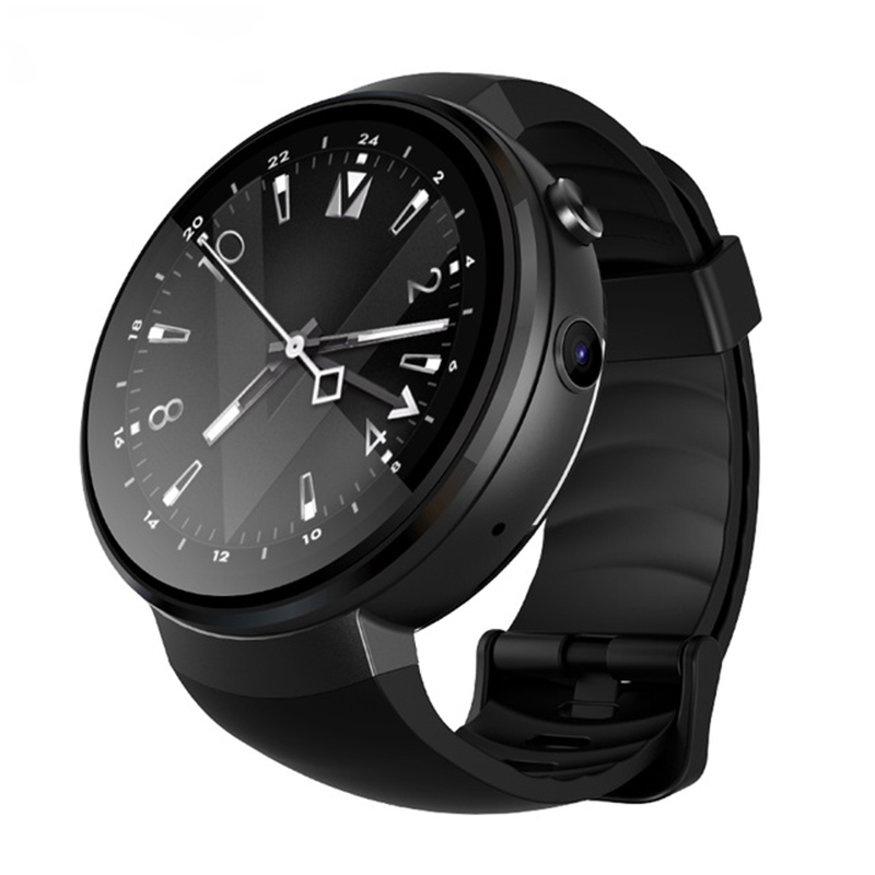 Мужские смарт часы с GPS Z28, Android 7,0, 1 Гб + 16 ГБ, Wi Fi, Nano, sim карта, 4G, 2018