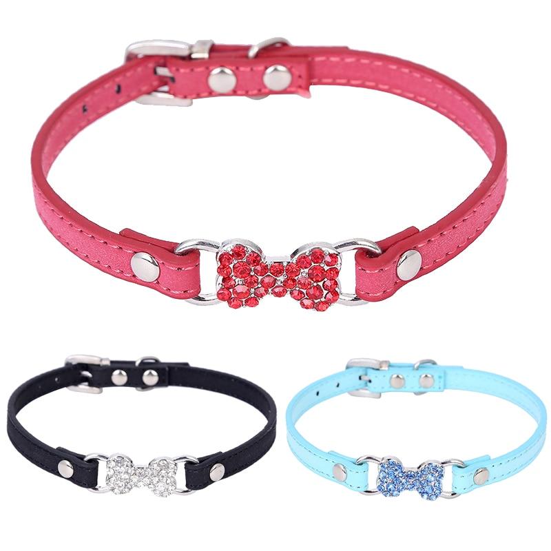 Pink Diamond Collar For Dogs