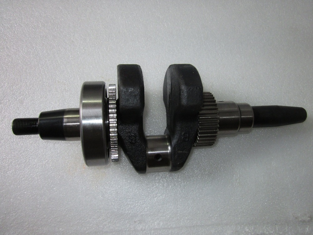186FA diesel engine for generator, the crankshaft with connecting rod bearing genuine ud engine parts fd46 fd46t main crankshaft bearing con rod bearing connecting rod bushing