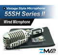Free Shipping! HQ Export Version 55SH II Dynamic Microphone Vocal 55SH2 Classical Vintage Style Microfone 55SH Series II Mic