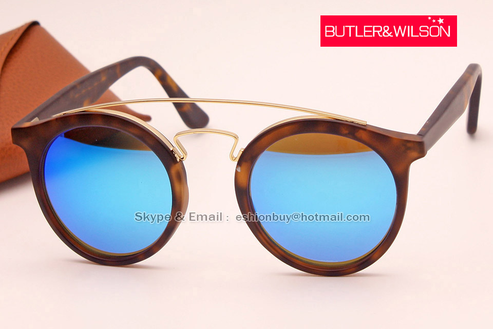 2016 new fashion designer sunglasses women round metal acetate 4256F men black tortoise brown blue pink flash mirror glasses