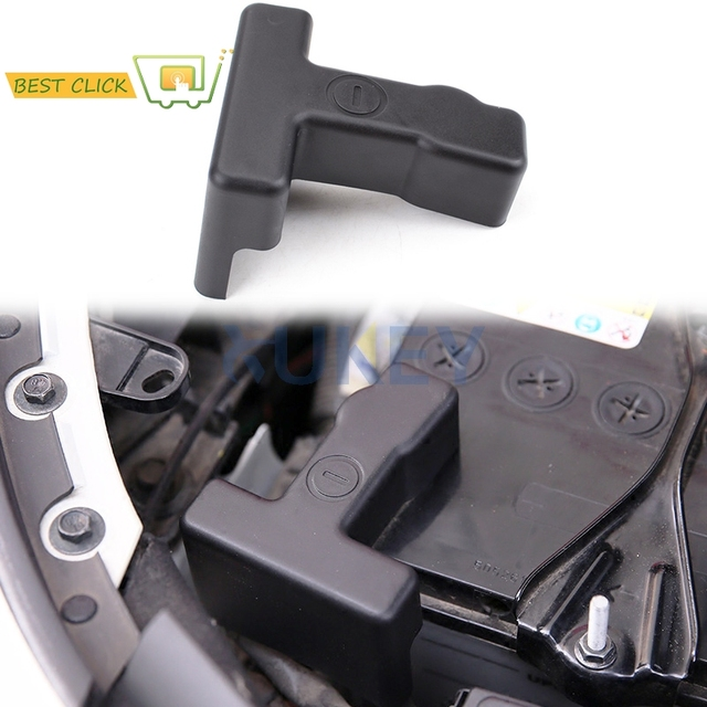 Car Battery Electrode Negative Clamp Clips Terminal Cover For Nissan Quest Re52 Pathfinder Infiniti Qx60 2017 2018