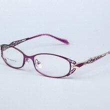 Okulary ramka kobiety komputer optyczne jasne okulary krótkowzroczność okulary na receptę dla kobiet przezroczysty obiektyw kobiet 99003