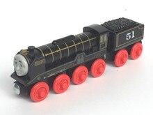 Rare NEW HIRO & camion originale Thomas And Friends Wooden Railway magnétique modèle moteur Train Boy / cadeau de noël les enfants de jouets