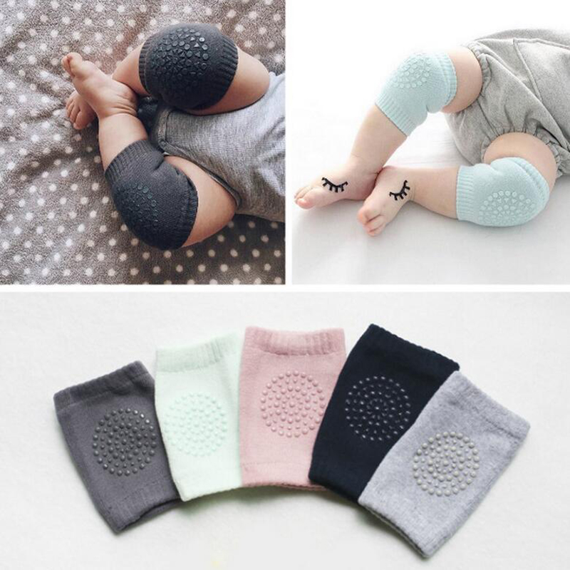 New Fashion Baby Kids Safety Crawling Elbow Cushion Infants Toddlers Knee Pad