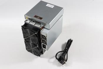 Używane Asic DCR górnik Antminer DR5 35TH S z PSU lepiej niż DR3 Z9 Mini S9 S9j WhatsMiner D1 Innosilicon A9 FFMINER IBeLink tanie i dobre opinie YUNHUI 10 100 1000 mbps 1610w 10kg