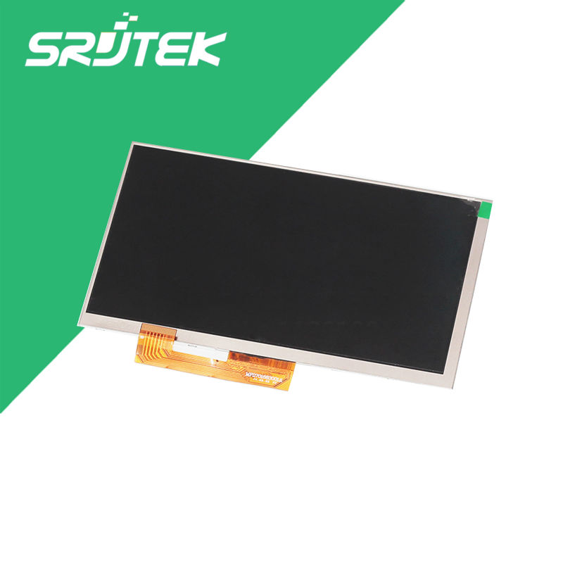 New 7'' inch LCD Display For Oysters T72 3G Tablet LCD Display 163*97mm 1024x600 30Pin Screen Panel new 7 inch replacement lcd display screen for oysters t72ms 3g 1024 600 tablet pc free shipping