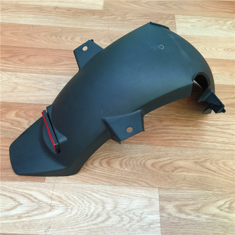 STARPAD For Motorcycle Accessories masons ~ ~ ~ send sheeting electric car accessories rear fender ~ starpad for xinyuan x3 rear fender after the end of the license holder alice