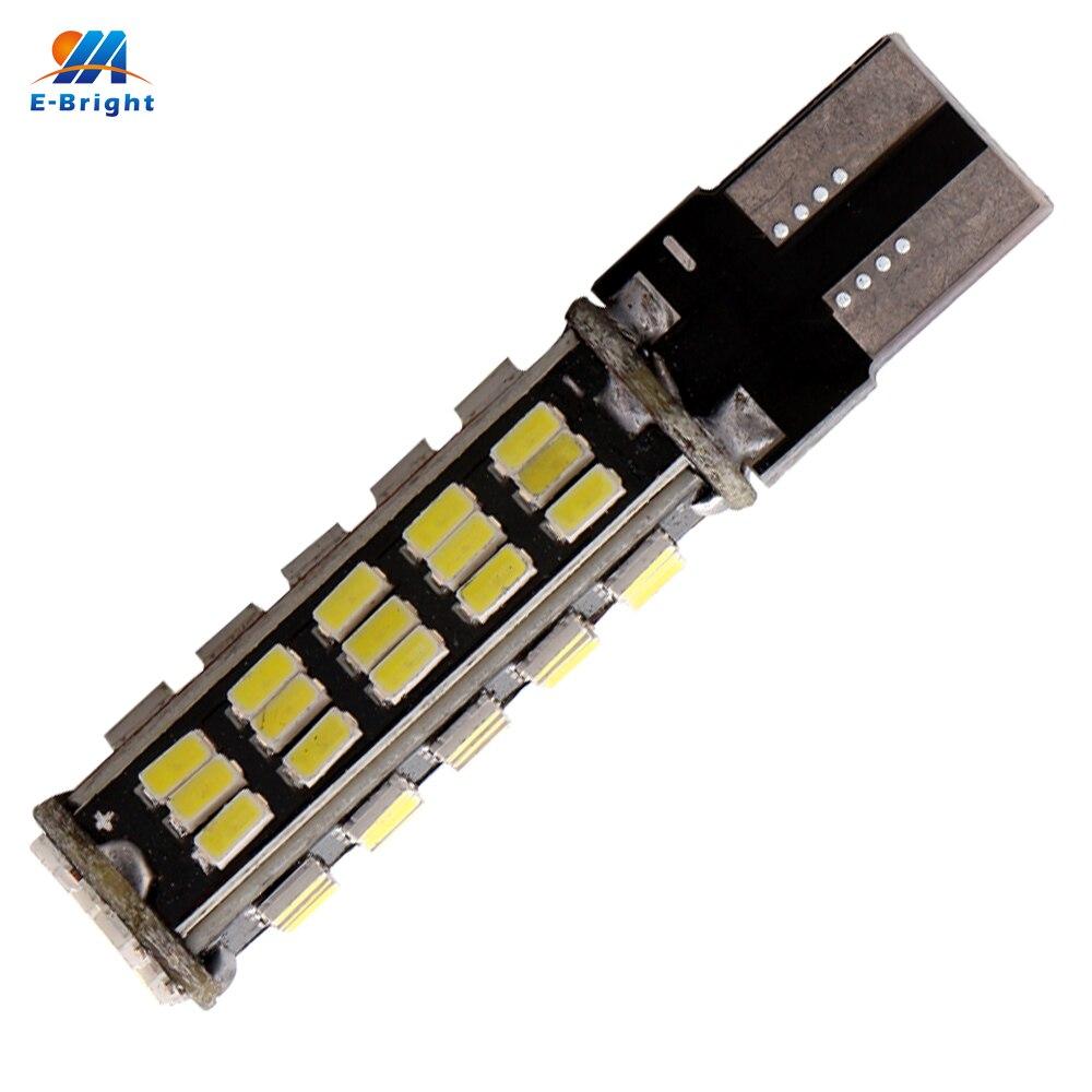 YM E Bright 100PCS T10 3014 68 SMD PCB 194 168 W5W 12V LED Width Light