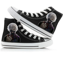 Sports Shoes Casual Canvas Tokyo Ghoul Merchandise Anime Gift