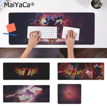 MaiYaCa Non Slip PC skt t1 Rubber Mouse Durable Desktop Mousepad Free Shipping Large Pad Keyboards Mat