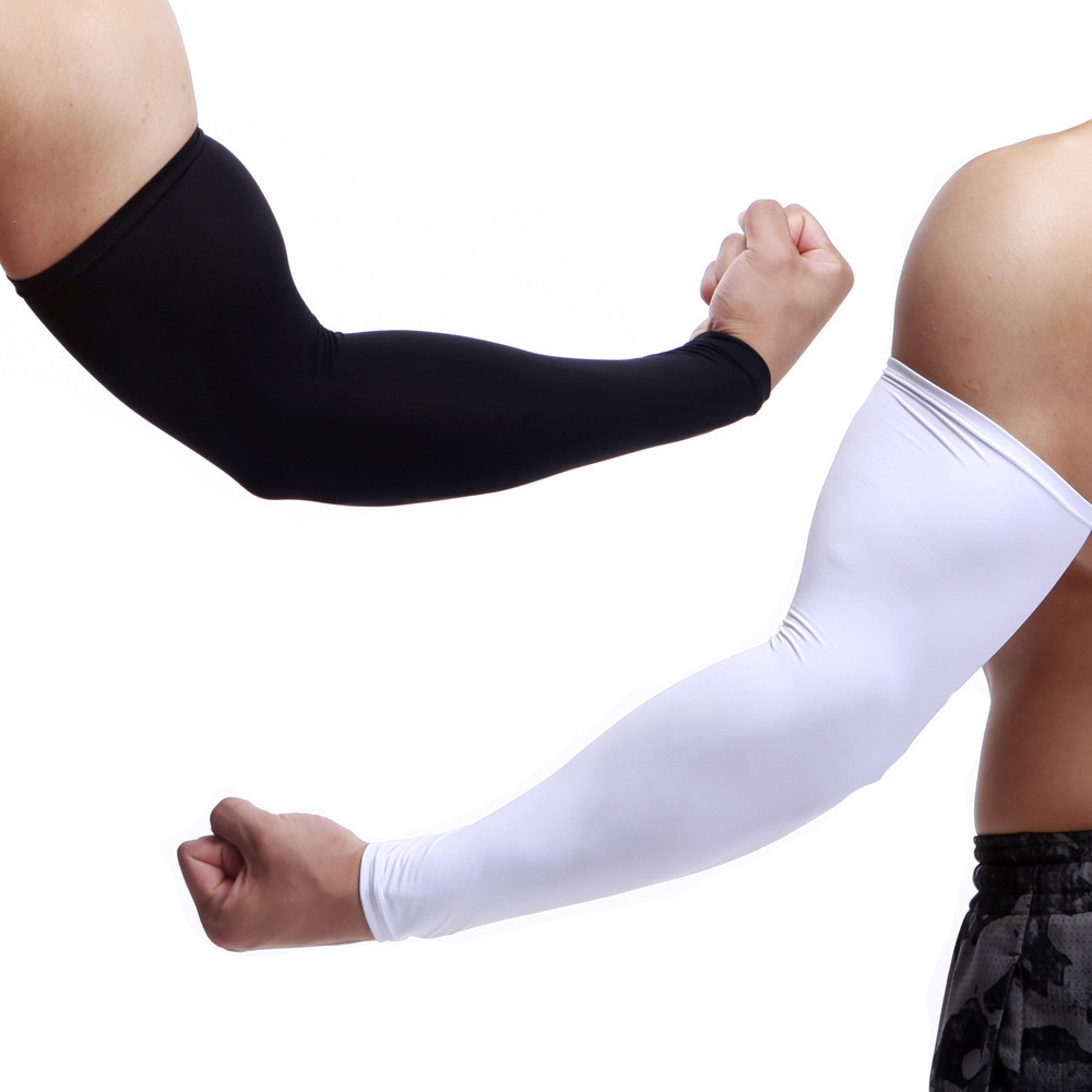 1PC Sun Protection Arm Cooling Sleeve Warmers Cuffs UV Protection Sun Protection Cuff Cover Protective Arm Sleeve 5.23