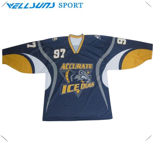 84d25cd4598 Ice Hockey Jersey Custom Sublimation Heat-in Hockey Jerseys from ...