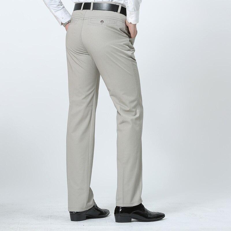 Women/'s Cotton Trousers work business adjustable Suspenders UK 8-14