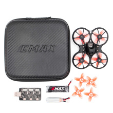 75mm F4 OSD 1 - 2S Micro Indoor FPV Racing Drone BNF RC Helicopter With 600TVL CMOS Camera Tinyhawk S BNF Version цена