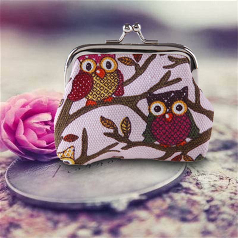 TTLIFE 2016 Hot On Sale Wallets For Womens Owl Pattern Female Handbags Lovely Style Card Holder Coin Purse China Wallet Ladies