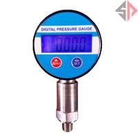 SP  100KPA~0~60MPa Battery Powered Digital Pressure Vacuum Pressure Gauge psi/Bar/ kg/m2/Kpa|Pressure Gauges|   -