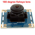 Ominivison OV2710 2MP 1920*1080 wide angle 180 degree fisheye mini CCTV USB camera module 38*38mm board mini size camera 1080P